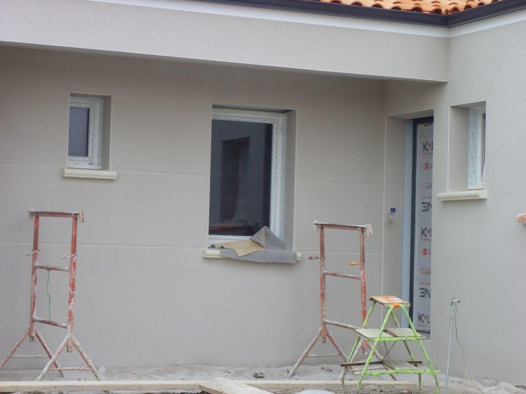 Wb pierre gris e 279 13 messages - Maison crepi blanc et gris ...