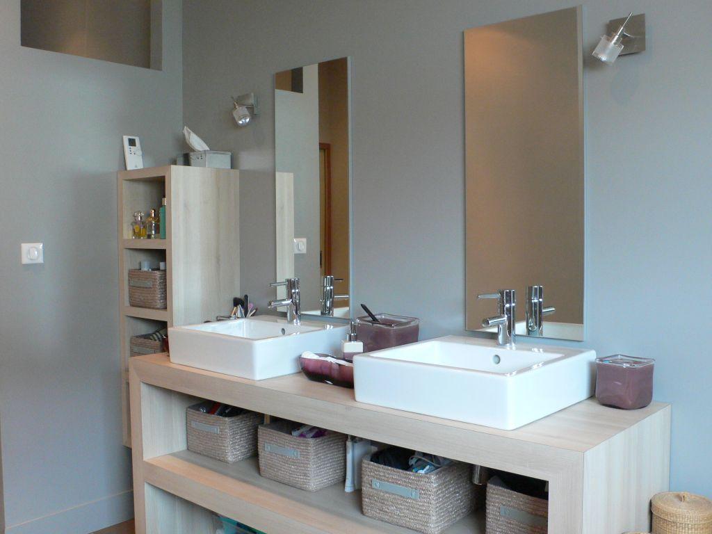 Décoration Salle de bain - salle d'eau - Tours (Indre Et Loire - 37) - juin 2011