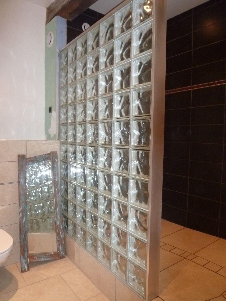 Conseil montage mur brique de verre. - 8 messages