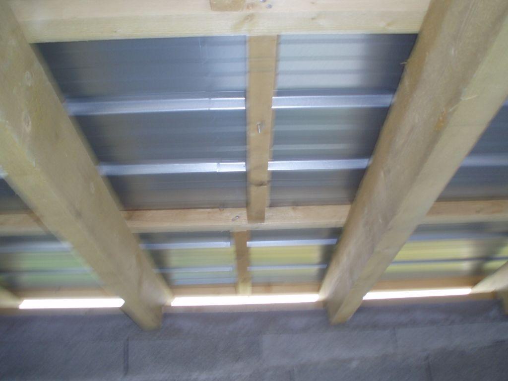 condensation sur bac acier du garage 57 messages page 3. Black Bedroom Furniture Sets. Home Design Ideas