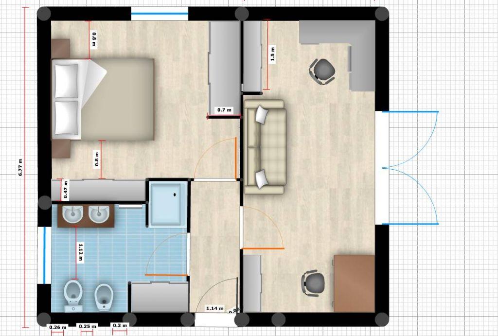 implantation de notre salle de douche besoin de conseils 13 messages. Black Bedroom Furniture Sets. Home Design Ideas