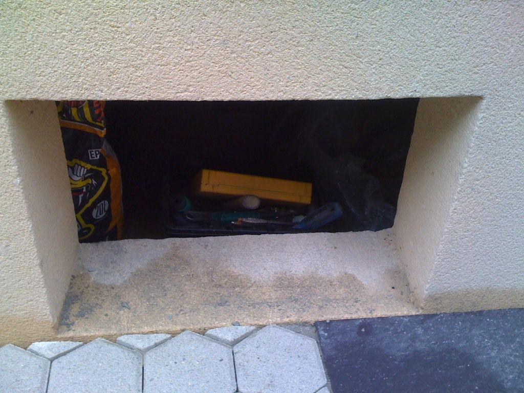 Trappe ou porte pour un vide sanitaire 6 messages - Trappe vide sanitaire ...