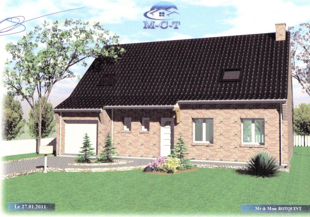 Construction maison charme et tradition audignies - Maisons charme et tradition ...