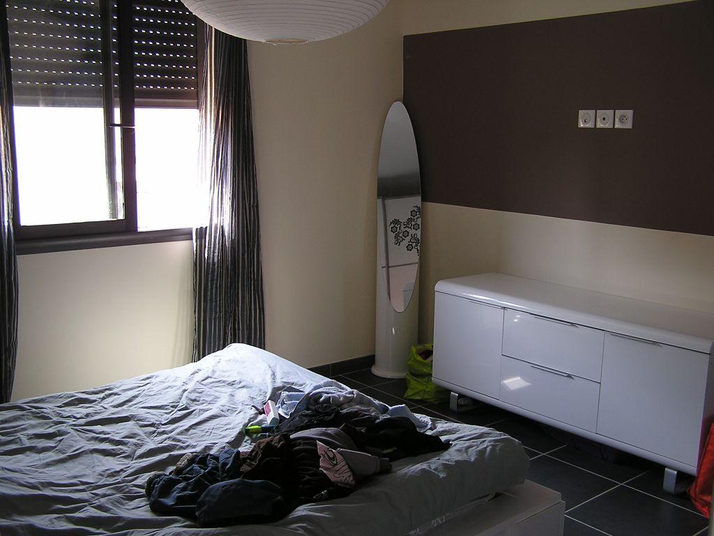 Décoration Chambre d'amis 14.4m2 - Bages (Pyrenees Orientales - 66) - aout 2011