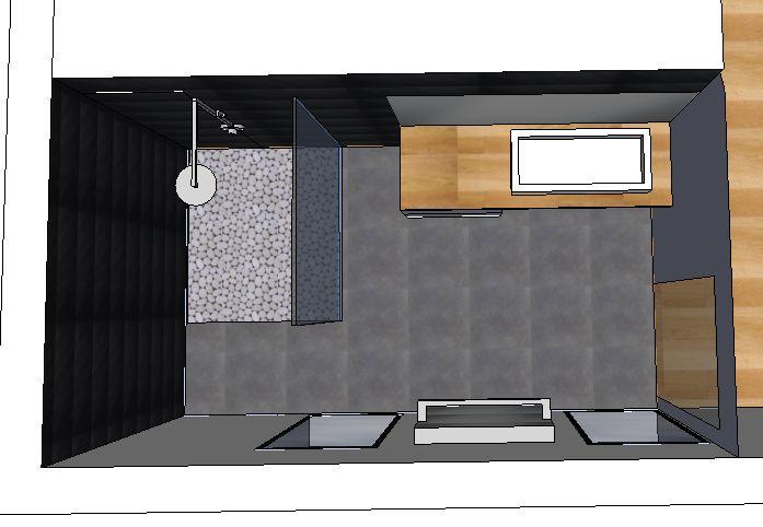 Meuble a epice coulissant ikea maison design - Installation salle de bain ikea ...