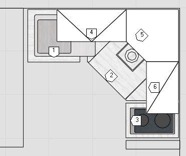 implantation petite cuisine avis et id es 20 messages page 2. Black Bedroom Furniture Sets. Home Design Ideas