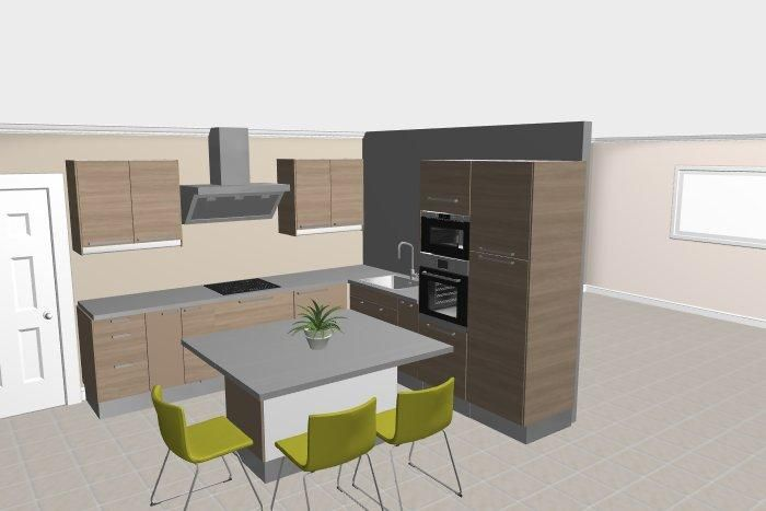 hotte d corative ou hotte encastr e 33 messages. Black Bedroom Furniture Sets. Home Design Ideas