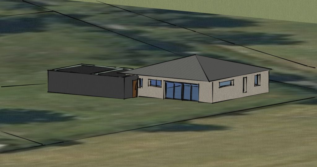 Image de synthèse maison