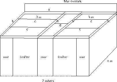 Sections des charpentes 11 messages - Espacement chevron bac acier ...