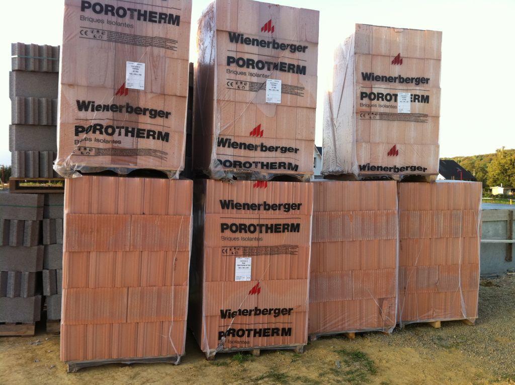 Briques Porotherm