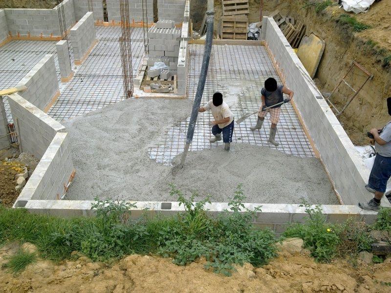Une maison bbc avec yvelines tradition hauts de seine for Local technique piscine dans vide sanitaire