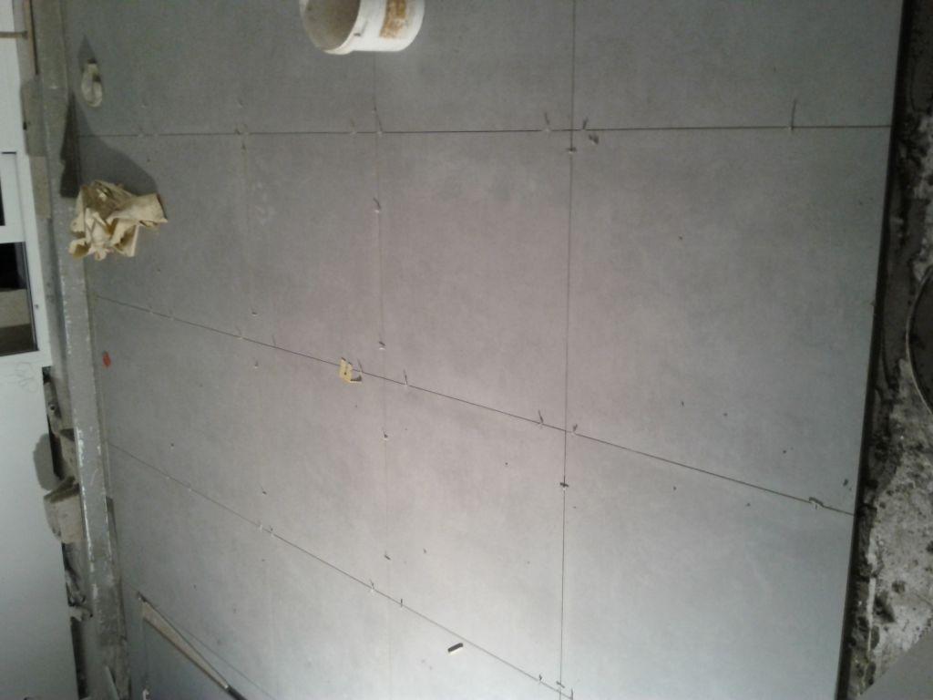Joint de carrelage gris noir ou blan 352937