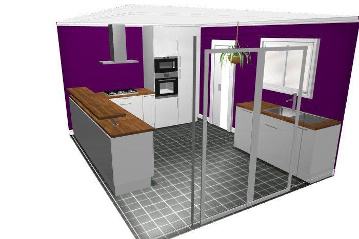 Projet cuisine ikéa 2