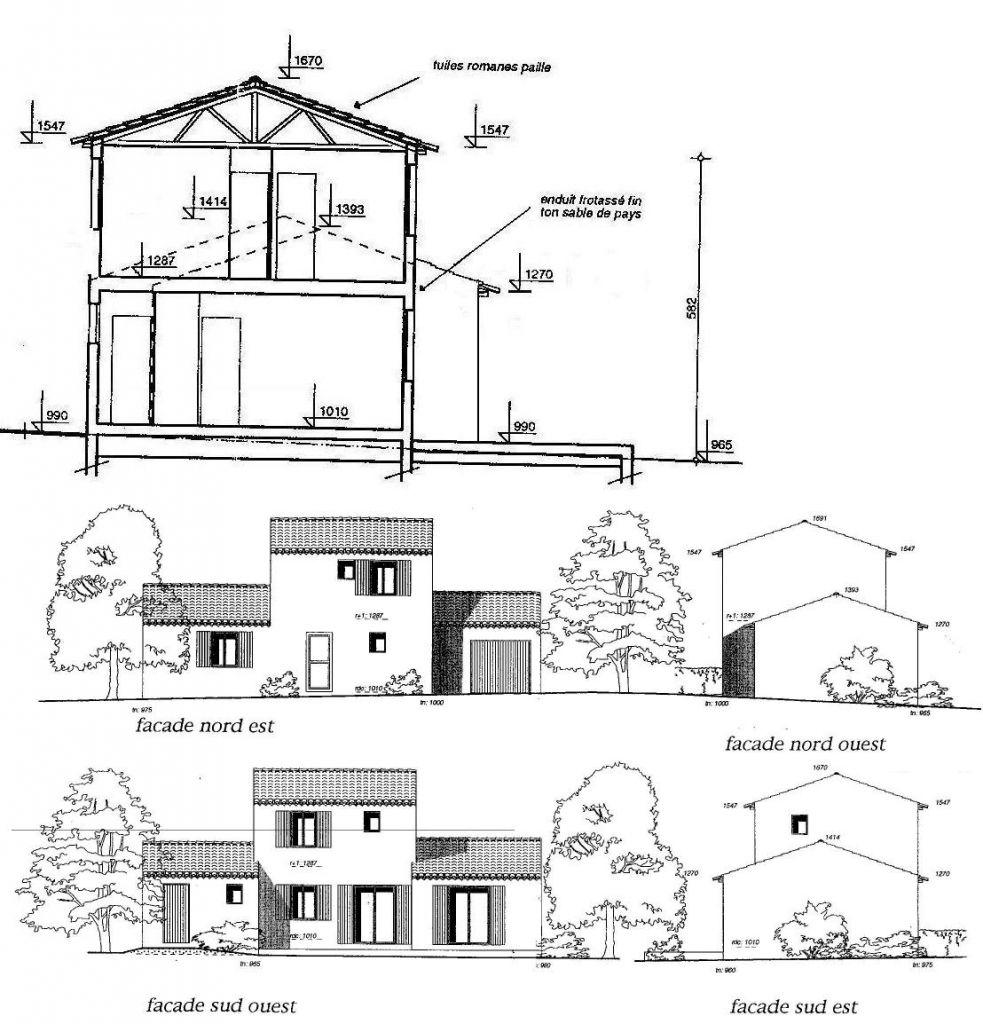 plan de structure maison phenix ventana blog. Black Bedroom Furniture Sets. Home Design Ideas