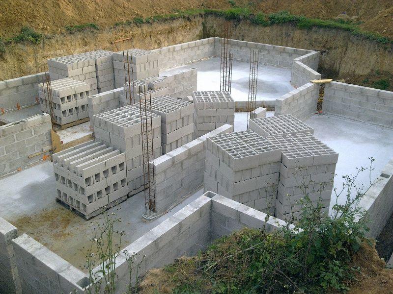 Coulage de la dalle du sous sol elevation des murs du sous sol hauts de seine - Temps de sechage dalle beton pour marcher dessus ...