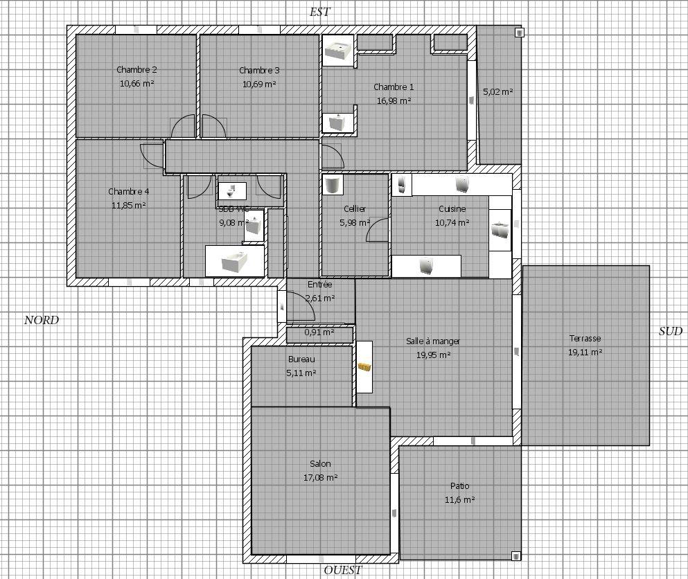 besoin d 39 avis sur un plan 18 messages. Black Bedroom Furniture Sets. Home Design Ideas