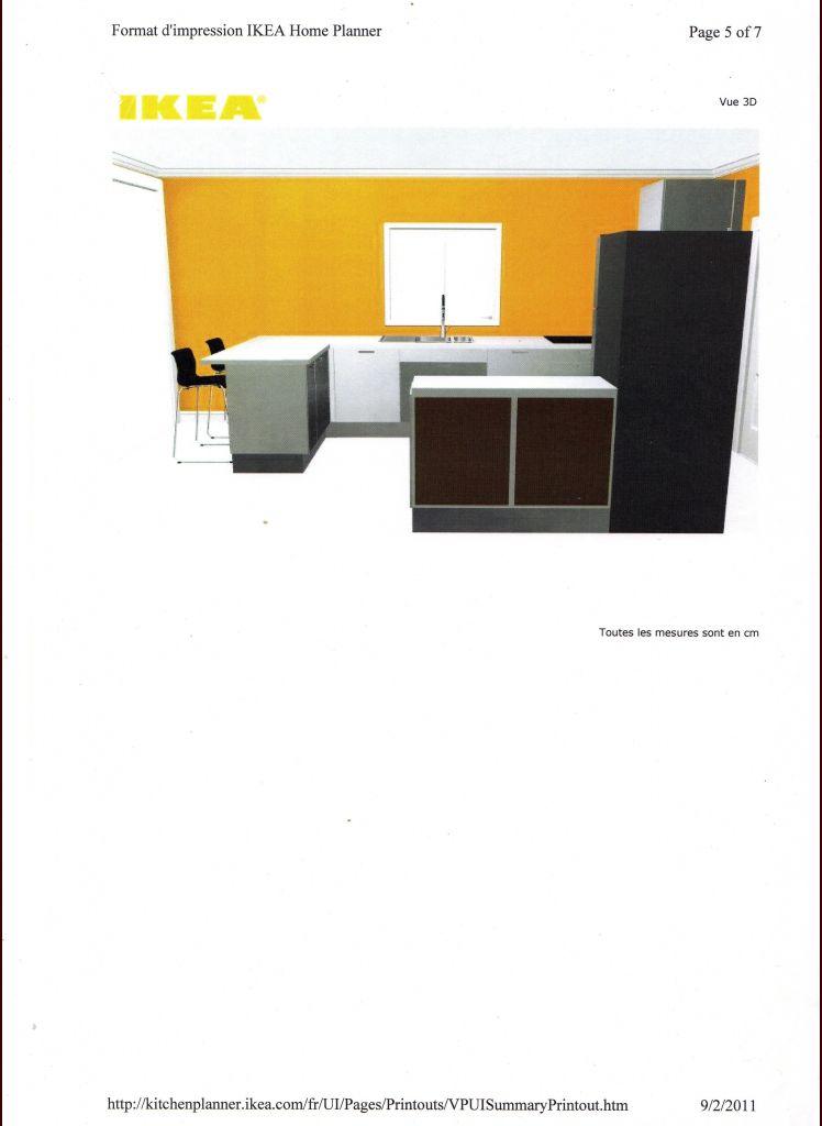 votre avis sur notre future cuisine en couloir 6 messages. Black Bedroom Furniture Sets. Home Design Ideas