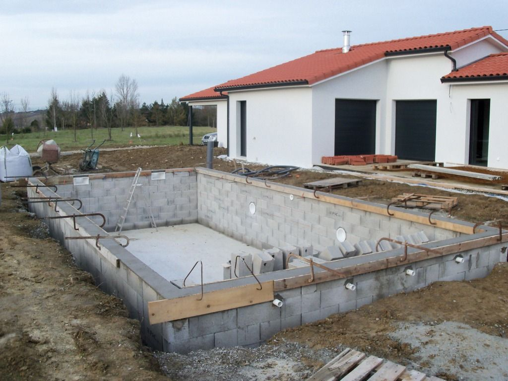 Photo piscine haute garonne 31 d cembre 2011 for Construction piscine haute garonne