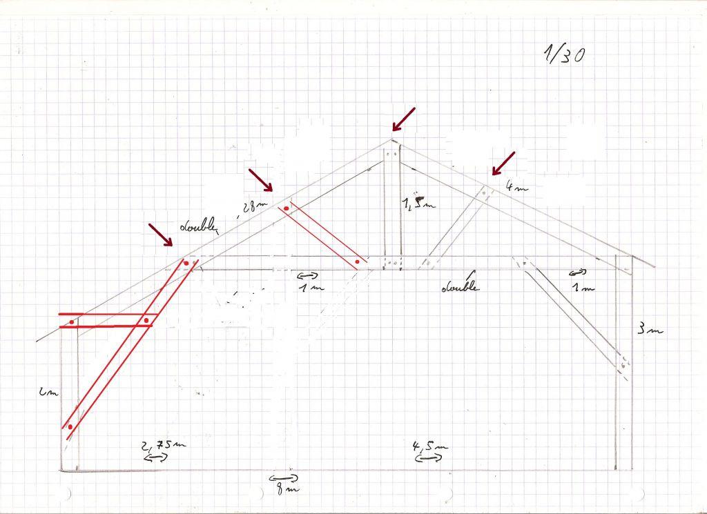 logiciel calcul charpente metallique. Black Bedroom Furniture Sets. Home Design Ideas