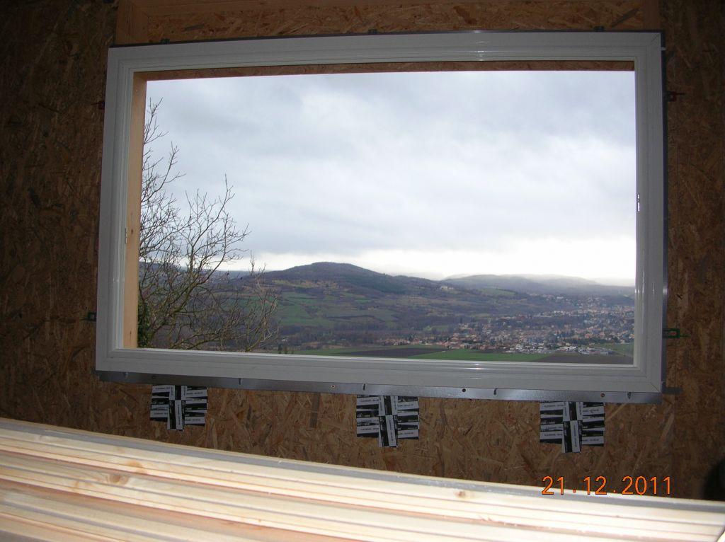 Fenêtre de la cuisine