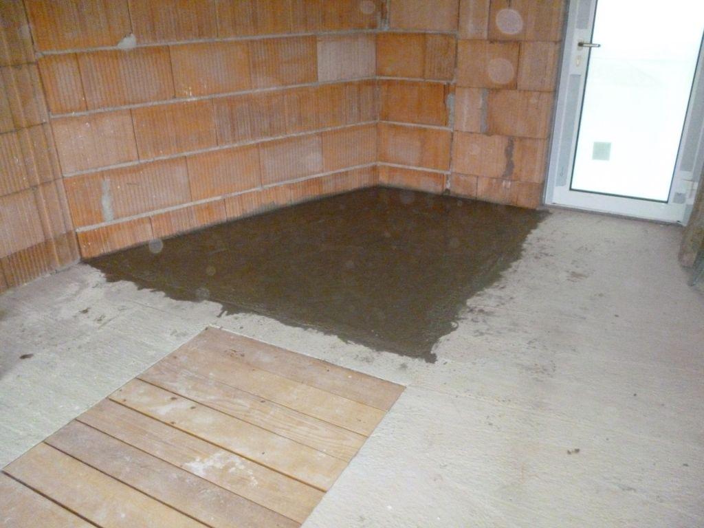 Ma onnerie coulage de la dalle du garage isolation des for Isolation dalle garage