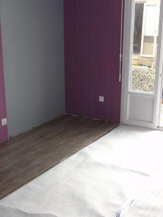 la fa ence de la sdb finition sdb salon et chambre et c 39 est fini le mesnil ozenne manche. Black Bedroom Furniture Sets. Home Design Ideas