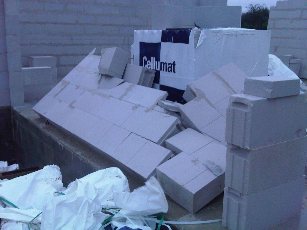 Murs de beton cellulaire qui tombent 17 messages for Utilisation du beton cellulaire en exterieur