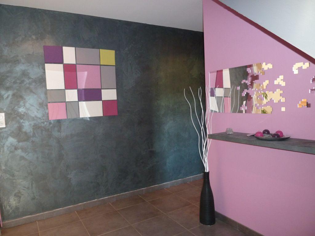 Dégagement / couloir 7m2 sols gris clair - Marne (51) - janvier 2012