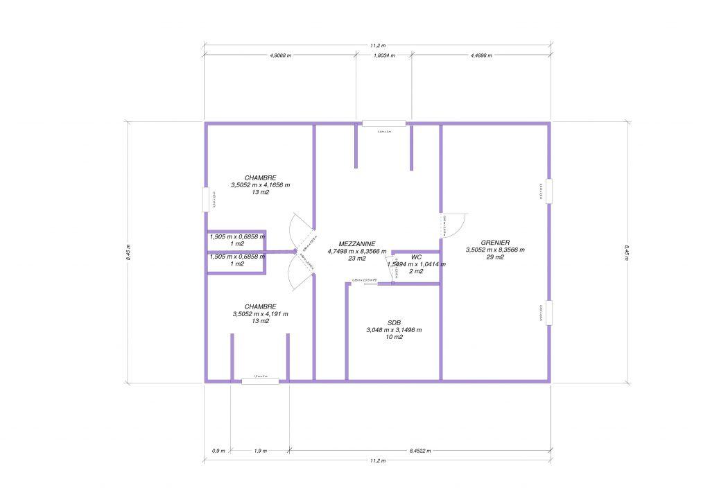 Besoin de vos avis sur les futurs plans de ma maison 16 for Trouver le plan pour ma maison