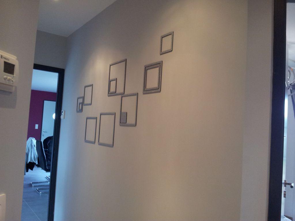 Dégagement / couloir 5.3m2 ambiance contemporaine - Castelnau Sur Gupie (Lot Et Garonne - 47) - janvier 2012