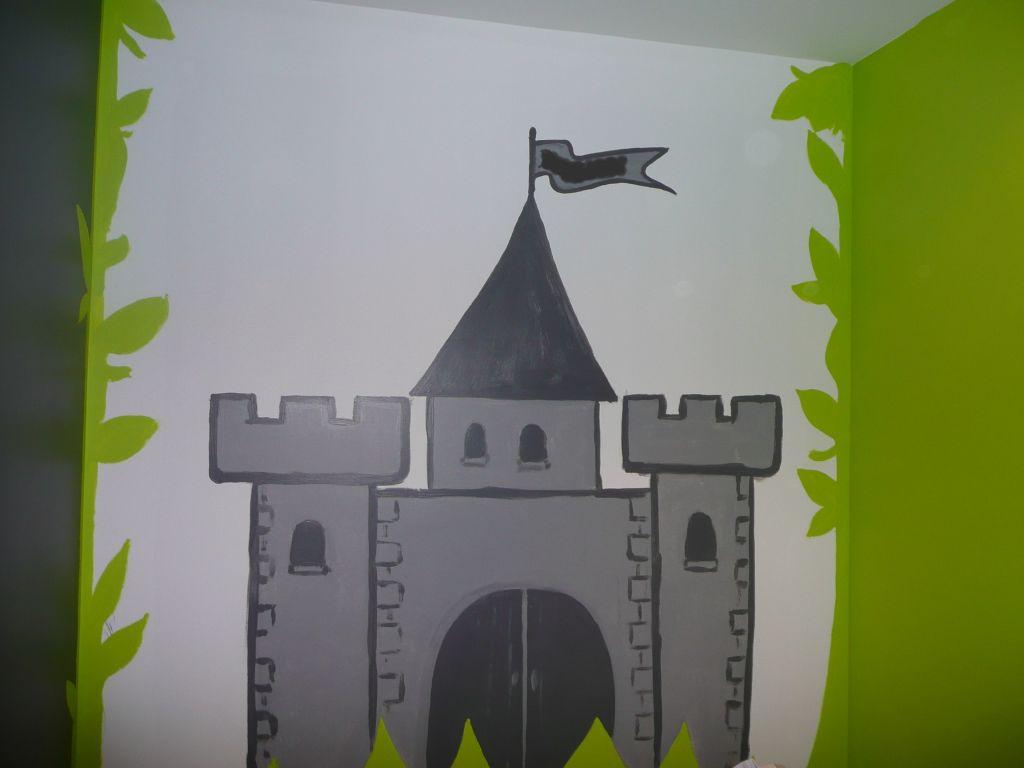 Peinture placard Chambre Enfant