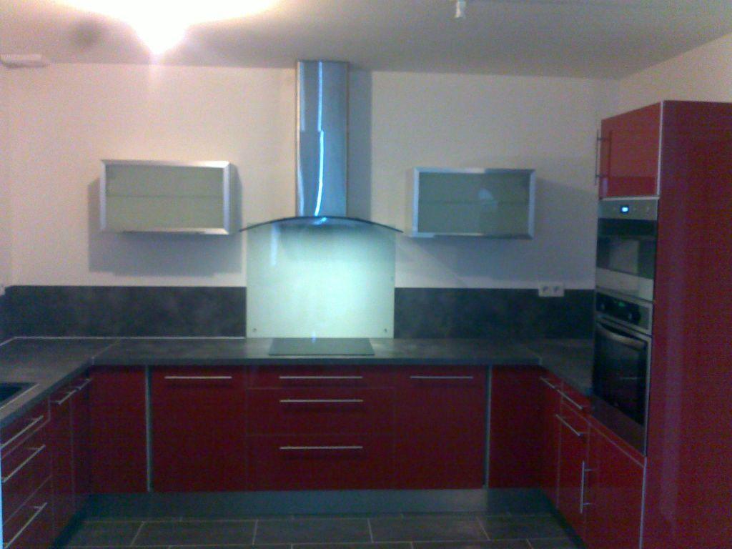 Photos de vos cuisines groupes for Credence cuisine petite hauteur