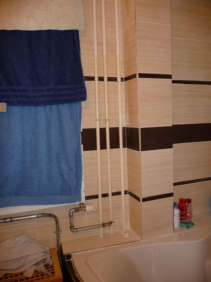 Photos d'ensemble de la SdB (depuis le lavabo)