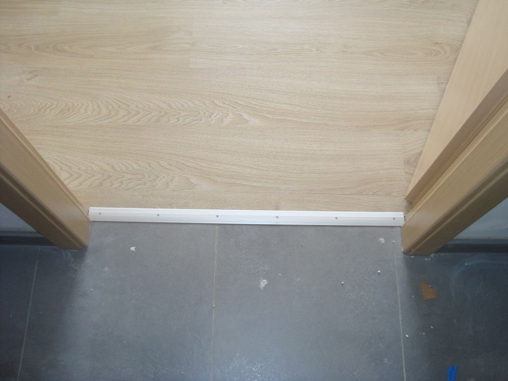 Jonction carrelage parquet for Jonction carrelage parquet flottant