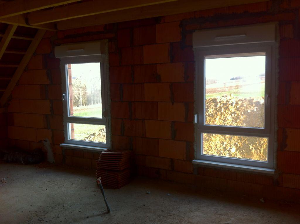 fenêtres arrières