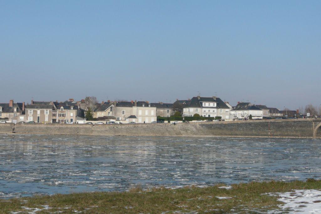 La Loire et ses Icebergs!!