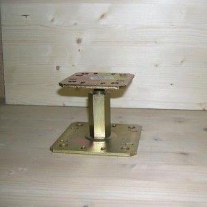 remplacer poteau bois 180x180 par poteau rond acier 21 messages page 2. Black Bedroom Furniture Sets. Home Design Ideas