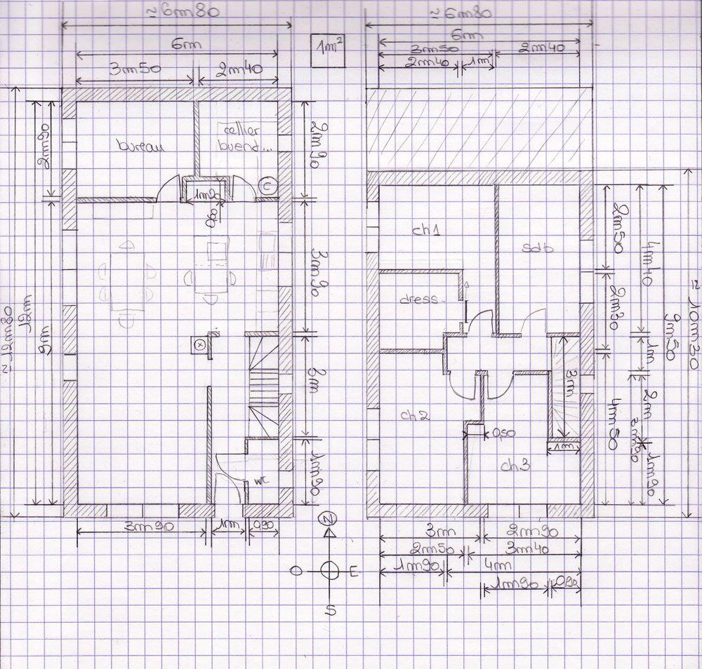 Les plans maisons tage environ 120m2 21 messages for Trouver des plans de construction
