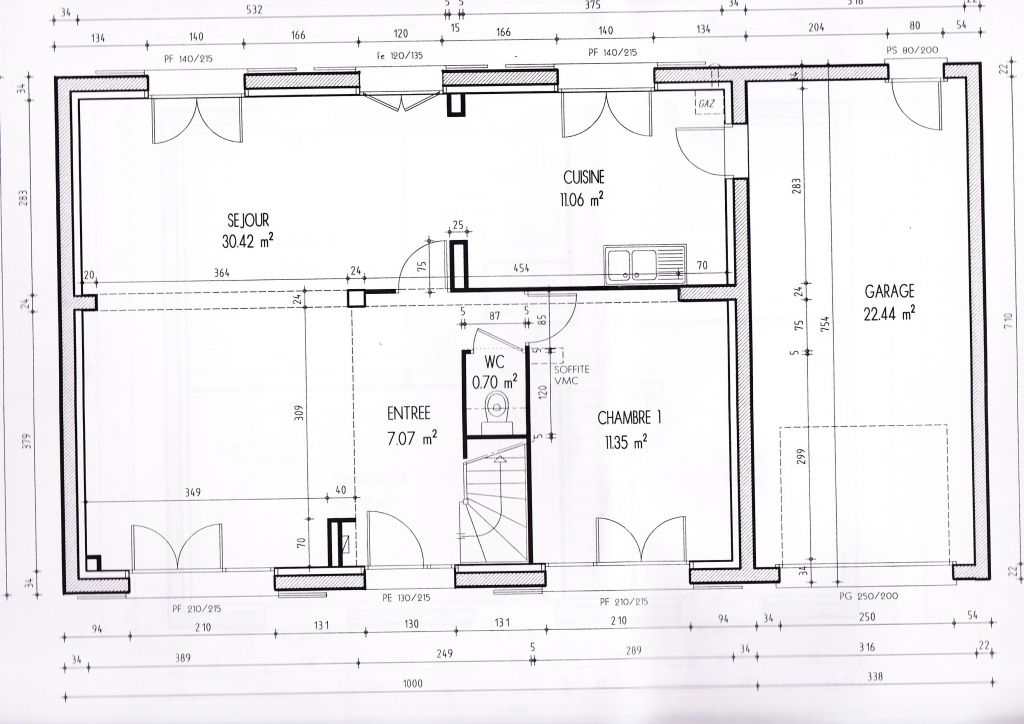 Votre avis sur plans maison de 120m2 36 messages - Estimation construction maison ...