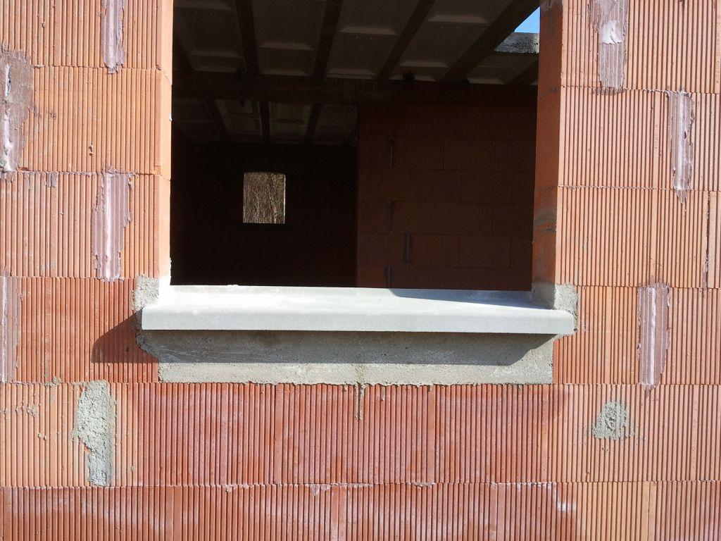 Finitions de ma onnerie vendredi 24 f vrier 2012 for Fissure appui de fenetre