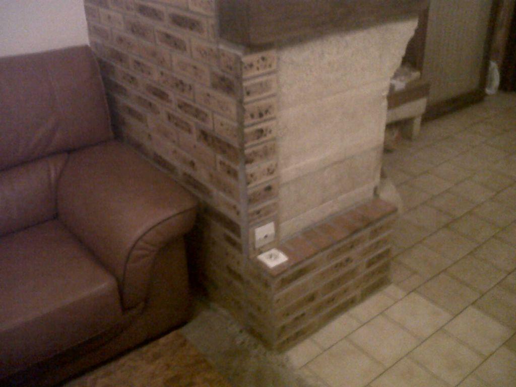 cheminée de dos