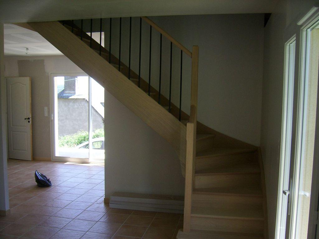 Nettoyer Escalier Bois Brut comment vitrifier un escalier neuf ? - 23 messages