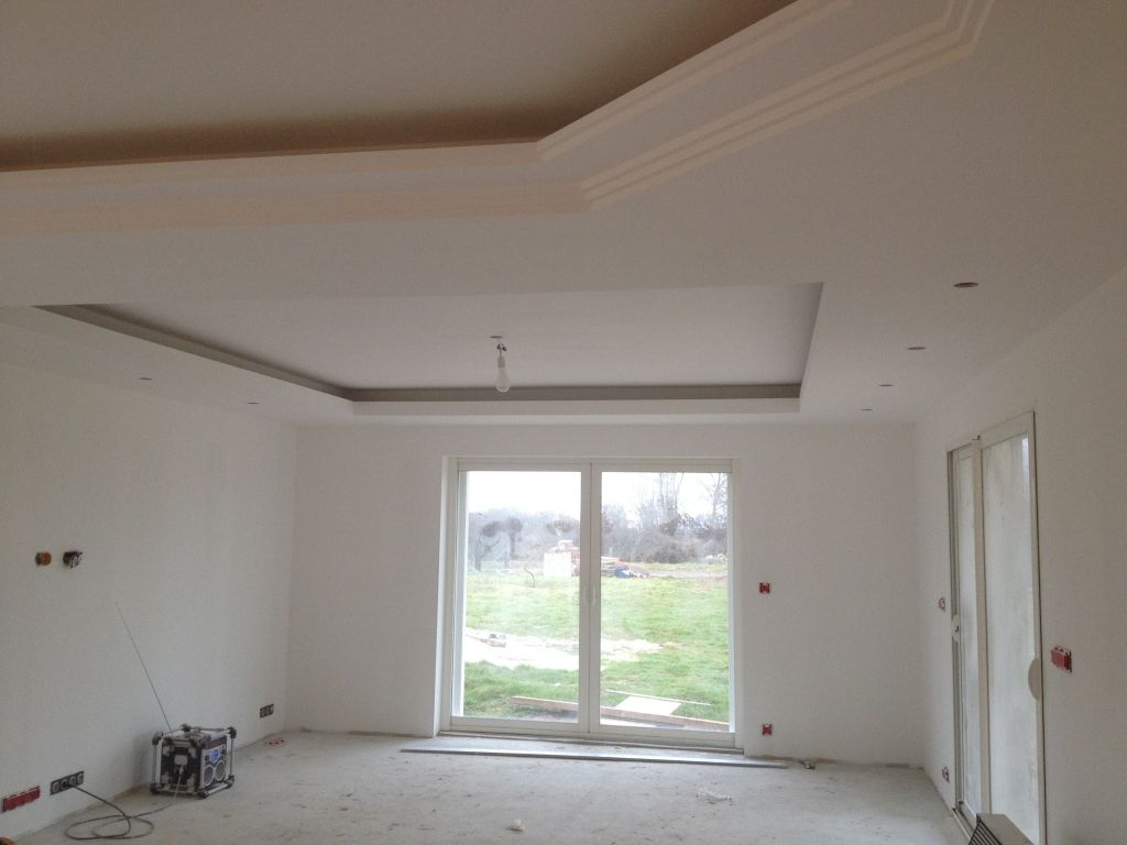 Plafond sdb plafond sdb sous couche eure for Quel peinture pour plafond