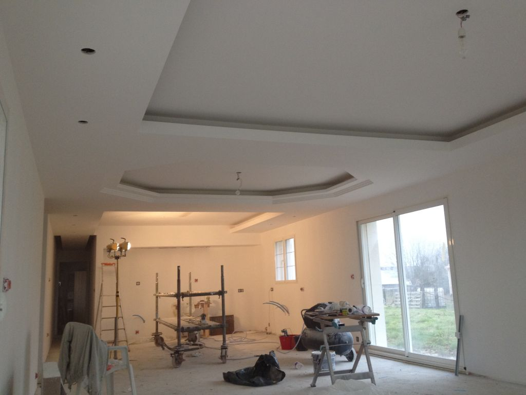 plafond sdb plafond sdb sous couche eure. Black Bedroom Furniture Sets. Home Design Ideas