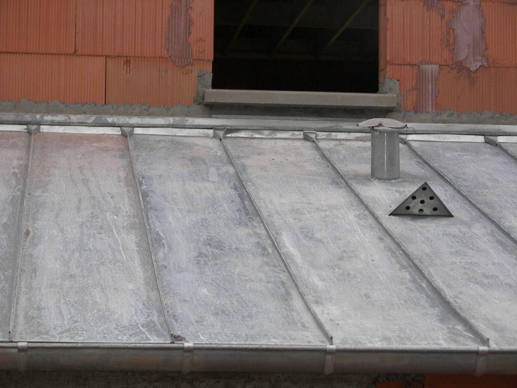 Taches blanches sur toit en zinc tout neuf 4 messages for Toit en zinc noir