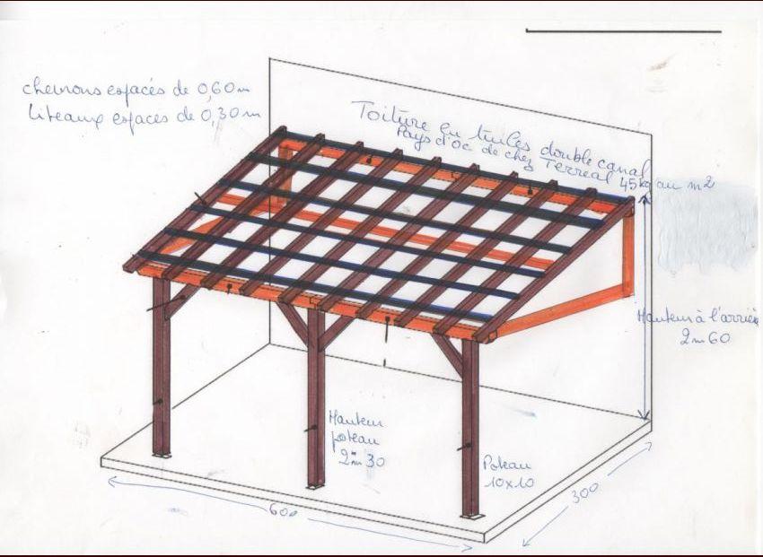 construction d 39 un appenti 34 messages page 2. Black Bedroom Furniture Sets. Home Design Ideas
