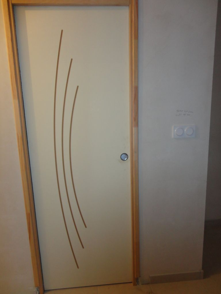 porte arrière cuisine