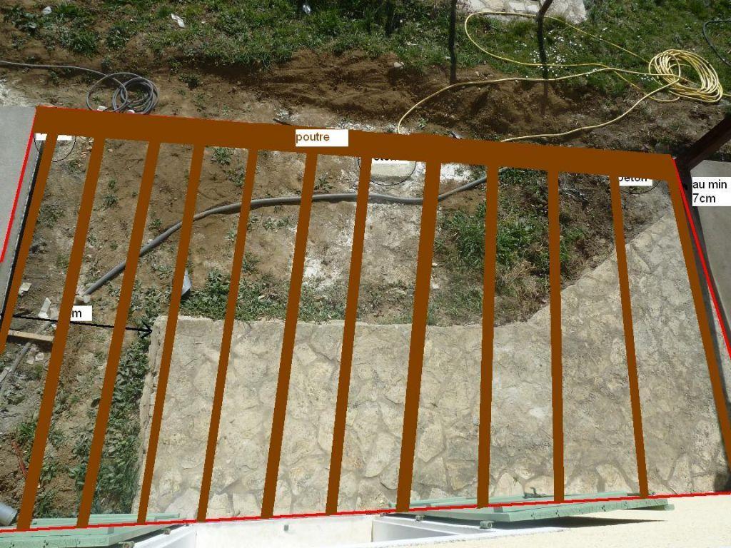 Besoin d 39 aide pour conception de terrasse en bois composite 7 messages for Forum terrasse composite