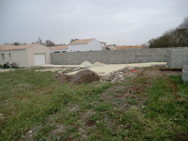 Vue mur mitoyen