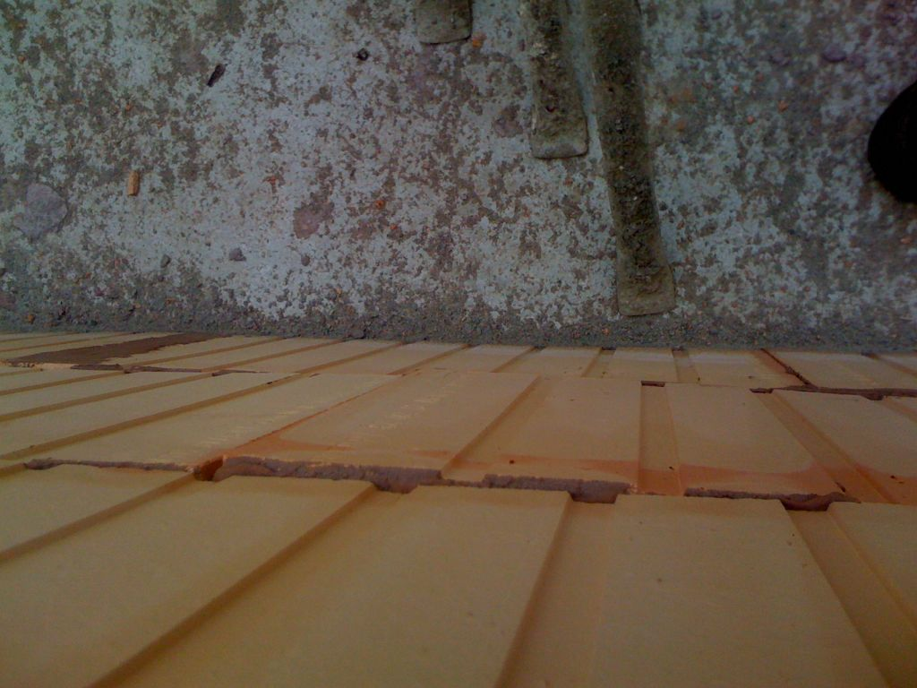 Decalage Brique 2 ou 3 mm